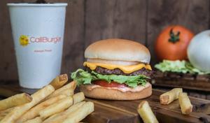 Drivu Cheese Burger Meal