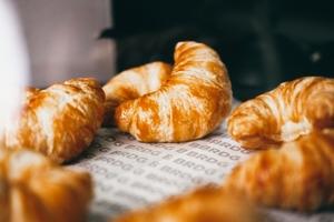 Drivu Plain Croissant (2 pieces)