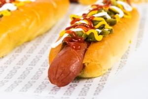 Drivu Classic Beef Hotdog