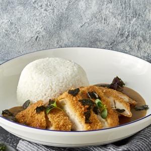 Drivu Chicken Katsu Curry