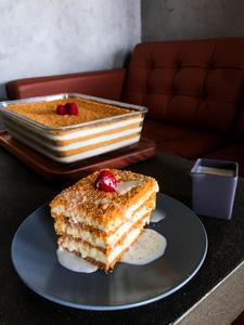 Drivu Honey Pudding