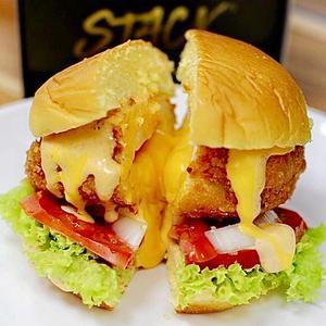 Drivu Grand Chicken Burger