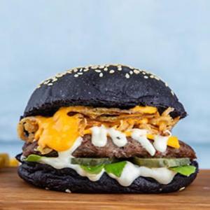Drivu Black Panther Burger