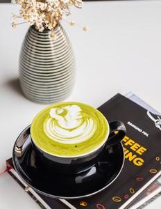 Drivu Matcha Latte