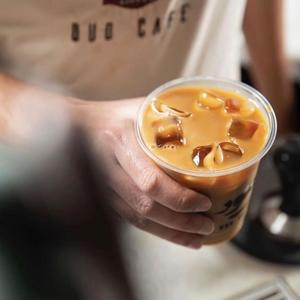 Drivu Iced Oud Latte