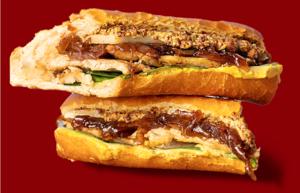Drivu French Chicken Sandwich
