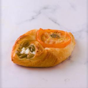 Drivu Feta Olive Croissant