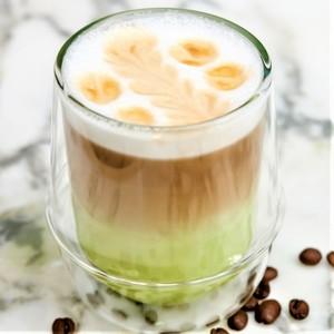 Drivu Yamanote Matcha Latte