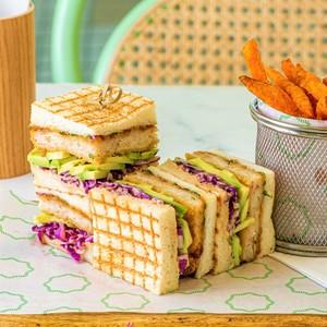Drivu Ginza Sandwich