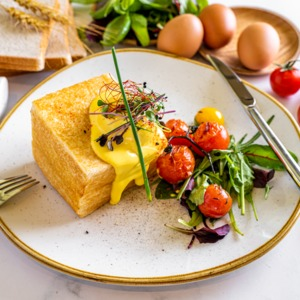 Drivu Egg Benedict Cube