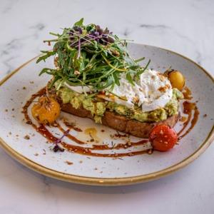 Drivu Avocado Toast