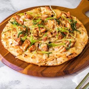 Drivu Salmon Pizza