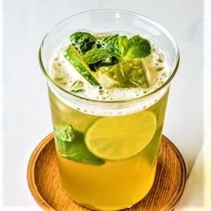 Drivu Mint & Lime Iced Tea