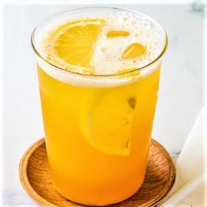 Drivu Passion Fruit Iced Tea
