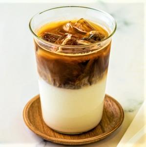 Drivu Iced cafe latte