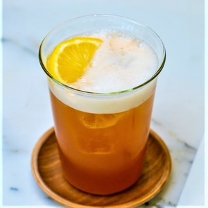 Drivu Yuzu Iced Tea