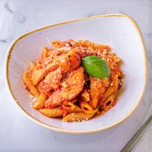 Drivu Arrabbiata Pasta