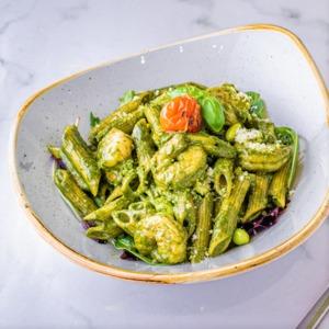 Drivu Asian Pesto Pasta