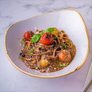 Drivu Black Garlic Pasta