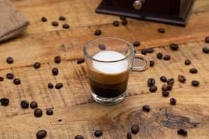 Drivu Double espresso macchiato