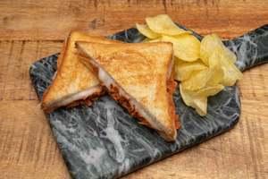 Drivu Tuna Melt With Cheese