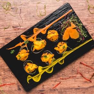 Drivu Saffron Shrimp