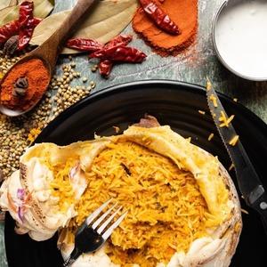 Drivu Babu Chicken Biryani