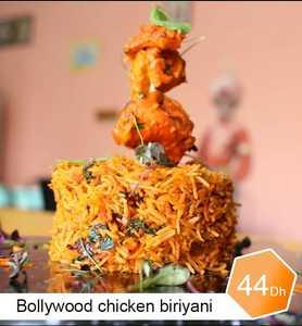 Drivu Bollywood Mutton Biryani