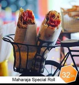 Drivu Babu Chicken Roll