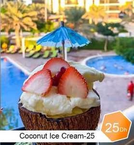 Drivu Coconut Ice Cream