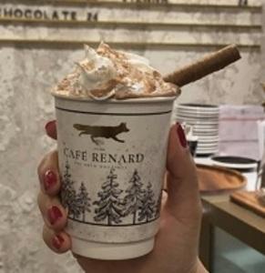 Drivu Hot Chocolate by Mirzam