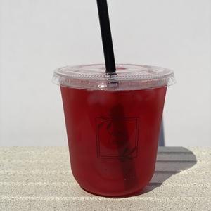 Drivu Iced Hibiscus Tea