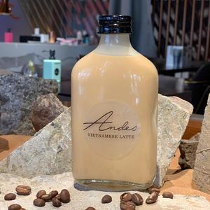 Drivu Vietnamese Iced Latte Bottle