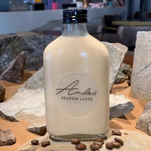 Drivu Spanish Latte Bottle