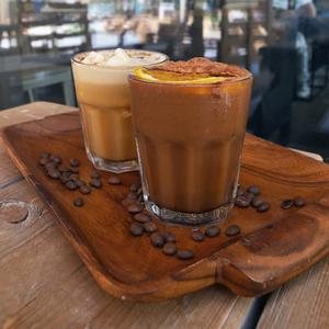 Drivu Chocolatey Orange Cold Brew