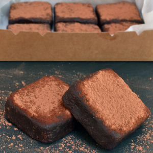 Drivu Gluten Free/Sugar Free Raw Vegan Brownie