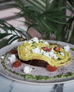 Drivu Stella's Omelette