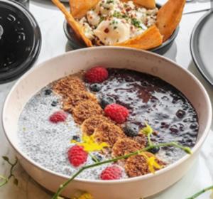 Drivu Chia Porridge