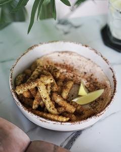 Drivu Zaatar Fries
