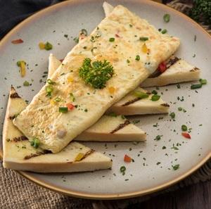 Drivu Vegetable Omelette