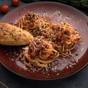 Drivu Spaghetti Bolognaise