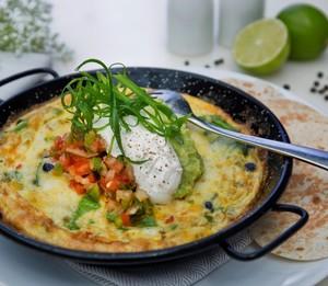 Drivu Mexican Breakfast