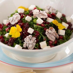 Drivu Kale & Walnut Salad