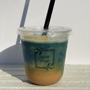 Drivu Iced Blue Latte