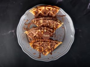 Drivu Nutella Waffles