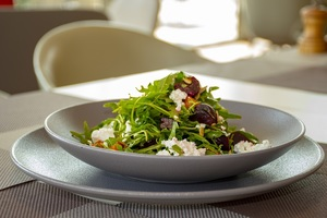 Drivu Strawberry Tabbouleh Salad