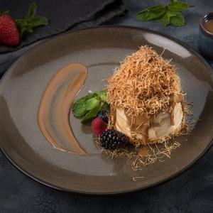 Drivu Kunafa Cheese Cake