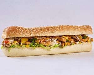Drivu Fajita Sandwich