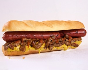Drivu Chili Hotdog