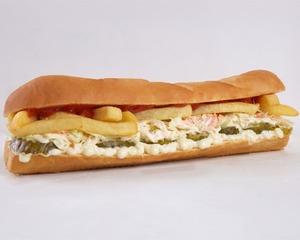 Drivu Potato Sandwich